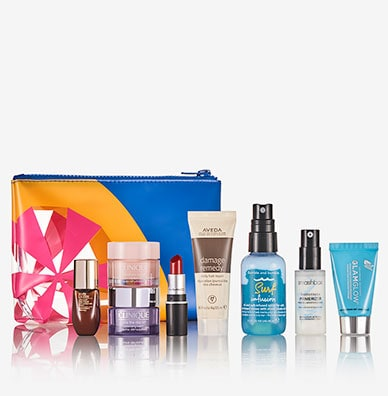 Holiday Heroes Beauty Box