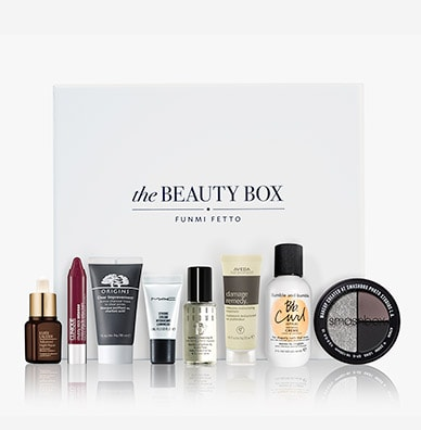 THE BEAUTY BOX by Funmi Fetto, AW18 Edition
