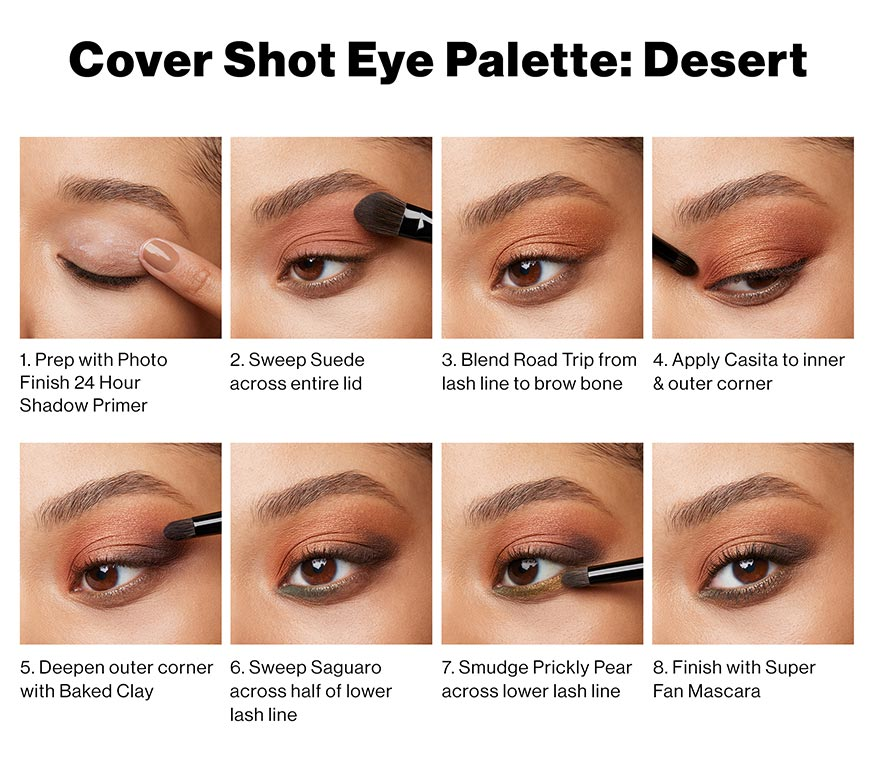 Cover Shot Eye Shadow Palettes