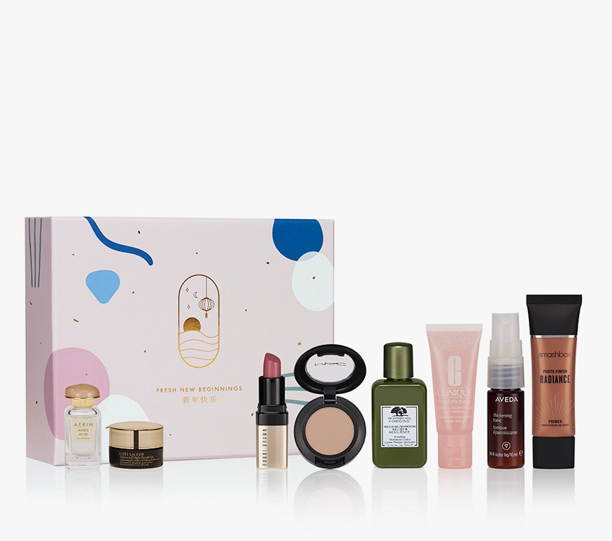 Chinese New Year: Fresh New Beginnings Beauty Box