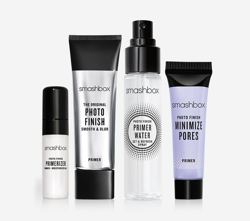 Try-Me: Face Primer Set